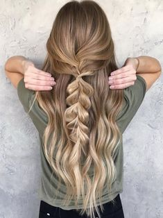 6 Latest Party Hairstyles Along With Styling Tips 6 neuesten Party Frisuren zusammen mit Styling-Tipps Pretty Hairstyles Cute Simple Hairstyles, Easy Hairstyles For Long Hair, Box Braids Hairstyles, Cool Hairstyles, Gorgeous Hairstyles, Simple Hairstyles For School, Popular Hairstyles, Blonde Hairstyles, Wedding Hairstyles