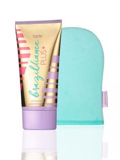 Brazilliance™ PLUS+ self tanner by Tarte