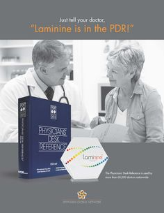 Laminine pills