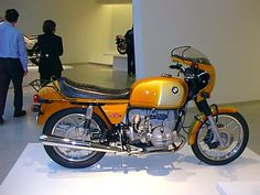 1973-76 BMW R90/S (from the Guggenheim AOM show)