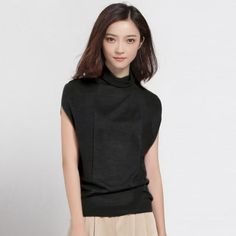 Check out Elegant Women's Loose 50% Wool Solid Turtleneck Pullover Thin Sleeveless Casual Style Sweater Made with lots of love! ❤️  http://periwinklefashion.com/products/elegant-womens-loose-50-wool-solid-turtleneck-pullover-thin-sleeveless-casual-style-sweater-3?utm_campaign=crowdfire&utm_content=crowdfire&utm_medium=social&utm_source=pinterest