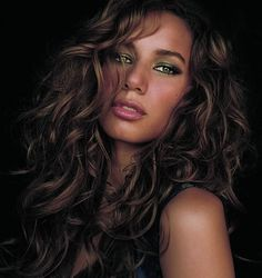 Leona Lewis. I love her music. She's amazing.