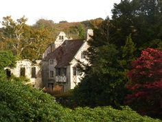 Scotney Castle, Kent Kent England, English Countryside, Country Life, Beautiful Homes, Old Things, Cabin, House Styles, Manor Houses, Castles