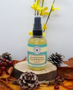 Bloom Remedies Serenity Slumber Body Wash from October's Natural Beauty Box. Natural Skin Care, Natural Beauty, Vegan Beauty, Beauty Box, Body Wash, Serenity, Perfume Bottles, Remedies, October