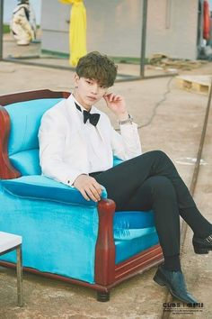"""Only one for me"" MV Filming Behind Sungjae Btob, Im Hyunsik, Minhyuk, Asian Actors, Korean Actors, Yongin, Drama School, Yesung, Cube Entertainment"