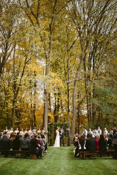 Modern Upstate New York Wedding Gallery - Style Me Pretty