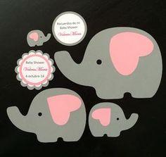 Image result for decoracion baby shower elefantes