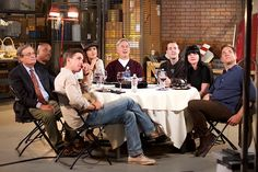 The whole cast together NCIS Gibbs Ncis, Ncis Gibbs Rules, Serie Ncis, Ncis Tv Series, Ncis Characters, Ncis Cast, Sean Murray, Ncis New, Funny Sports Pictures