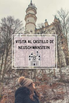 Visita al Castillo de Neuschwanstein The Disney Castle, Castle of the Mad King or Neuschwanstein Castle is one of the most famous excursions in Bavaria and a must in any bucket list. Neuschwanstein Castle Disney, Disney Cute, Bavaria, Louvre, World, Disney Characters, Travel, Castles, Trips