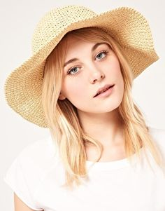 Enlarge French Connection Floppy Felicity Hat
