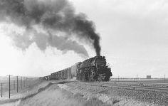 Richard Leonard's Union Pacific Big Boys and Challengers - 4-8-8-4 4007