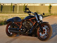 '11 Harley-Davidson Night Rod Special, when dreams come true, took a long time for Harley to break away from the pre WW11 45deg designes,... the V-Rod is superb.
