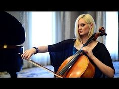 """Say Something"" (A Great Big World) Cello and Piano Cover by Caitlin T. Delaney & Maximilian Mross."