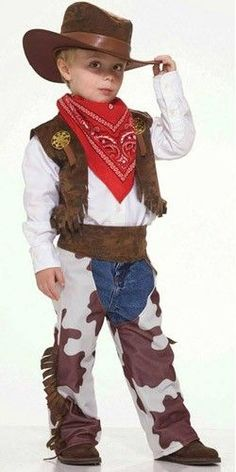 Vintage Halloween Costumes Boys Cowboy Costume Authentic Look Cow Boy Child Toddler Halloween Western Kids - Toddler Cowboy Costume, Kid Costume, 3t Halloween Costumes, Cowgirl Costume, Toddler Costumes, Costume Ideas, Toddler Cowgirl, Woody Costume, Cowboy Outfits