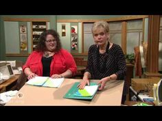 Stress-Free Quilting with Machine Embroidery (Part 1 of 2) - SEWING WITH NANCY - YouTube