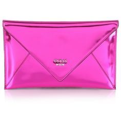 Glass Candy Envelope Clutch (3,440 INR) ❤ liked on Polyvore featuring bags, handbags, clutches, holiday purse, evening clutches, glass purse, pink handbags and envelope clutch bag