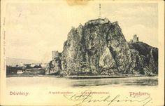 Dévény; Árpád szobor | Képcsarnok | Hungaricana Hungary History, Castles, Legends, Painting, Hungary, Painting Art, Paintings, Draw, Chateaus