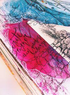 #art #journal #journaling