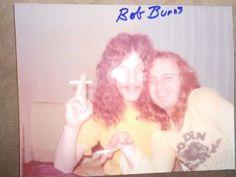 Lynyrd Skynyrd~Bob Burns With Ronnie Van Zant