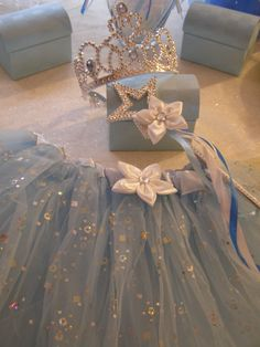 You will love our new Cinderella Glass Slipper Gala Party to Go Box. Sparkling tutus, tiaras, wands, trinket boxes, glass slippers and more. Special Introductory Offer Now. #cinderellaparty