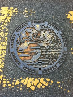 In the 1980s, when areas outside of Japan's major cities were to receive new sewer systems, work projects were resisted. The problem was solved when a dedicated bureaucrat devised a way to make these mostly invisible systems aesthetically liked with customized manhole covers. Because the Japanese value design in all aspects of life, the idea was welcomed. Today most cities sport their own special covers. Images range from a region's cultural identity, flora, fauna to landmarks & local…