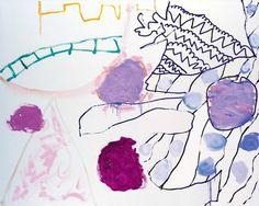 Patrick Heron - 21 DECEMBER, 1991 - Copyright Estate of Patrick Heron. All rights reserved 2017 Tate St Ives, Patrick Heron, Graphic Art, December, Abstract, Drawings, Prints, Inspiring Art, Modernism