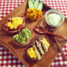 レシピとお料理がひらめくSnapDish - 14件のもぐもぐ - Sunday Brunch with homemade bread by Lori Kudo