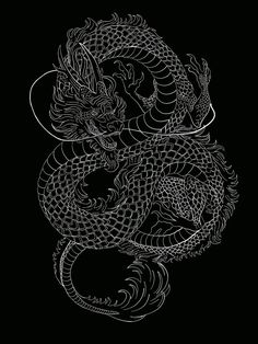 Dragon Wallpaper Iphone, Japanese Wallpaper Iphone, Snake Wallpaper, Dark Wallpaper Iphone, Retro Wallpaper, Black Wallpaper, Black Aesthetic Wallpaper, Aesthetic Iphone Wallpaper, Aesthetic Wallpapers