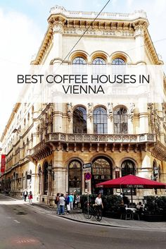 The Ultimate List Of Best Coffeehouses In Vienna City Center Including Short Descriptions, Opening Hours, Directions And Web Links Enjoy This Viennese Institution. Here You Will Encounter Viennese Elegant Coffee Europe Travel Tips, European Travel, Travel Guides, Places To Travel, Travel Destinations, Visit Austria, Austria Travel, Austria Tourism, Voyage Europe