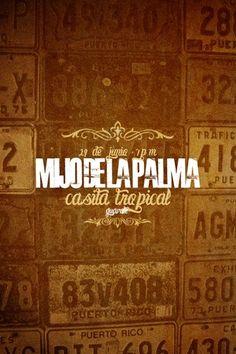 Mijo De La Palma @ Casita Troical, Guavate #sondeaquipr #casitatropical #guavate #cayey #mijodelapalma