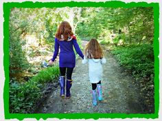 Coombe Woodland paths