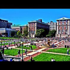 NYC - Columbia University