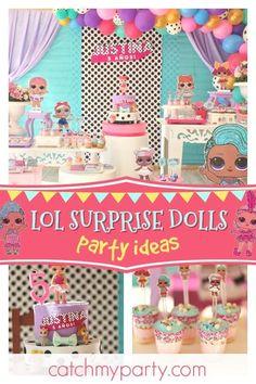76 Best Lol Surprise Dolls Party Ideas Images In 2019