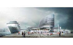 de Architekten Cie. - Cruise Terminal Keelung