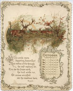 GOLDEN WORDS FROM THE POETS CALENDAR FOR 1894