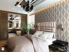 Mieszkanie w Warszawie 135 m2 - zdjęcie od GR8 Interior Design - Sypialnia - Styl Klasyczny - GR8 Interior Design
