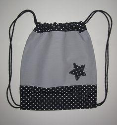 cocodrilova: mochila estrella
