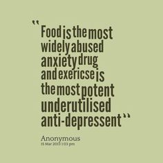 I found this out the hard way.  I blindly used food for comfort I think most of my life, but it was while I had c-ptsd that it became a true problem/ addiction of sorts.  I have worked very hard this last year to correct that, and learn healthier habits and methods.  I have lost a lot of weight, and am determined to keep going until I truly am where I should be in regards to size and health.  --D