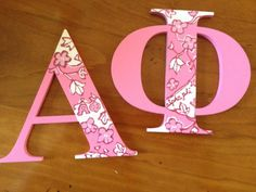 jus wanna say that these are my letters and this is my kitchen table.. not sure how this ended up all over pinterest, cuz i didn't do this, but i guess its kinda cool... props to my love Jenine Entwistle for painting them for me!