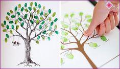 Strom přání vlastníma rukama na svatbu: jak udělat vzor