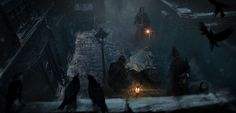ArtStation - ACS : Jack the Ripper // 360° video artworks, Morgan Yon