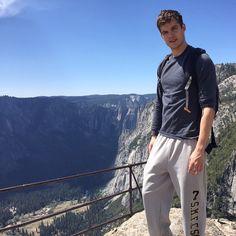 Daniel Sharman @ Yosemite