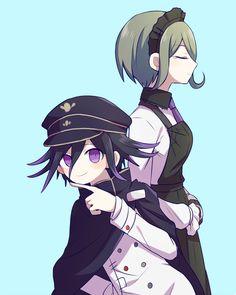 Kokichi and Kirumi