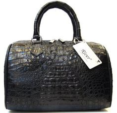 New Genuine Hornback Crocodile Small Purse Handbag High Quality Handcrafted Handmadecielecrocodile Shoulderbag Pinterest