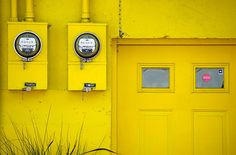The Power Of Yellow. by musicman67, via Flickr