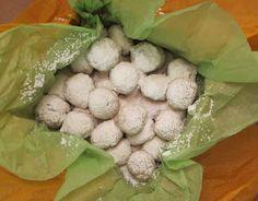 Stasy`s world: Мексиканское свадебное печенье