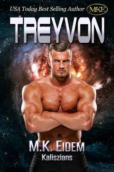 Treyvon is first book in Kaliszians series