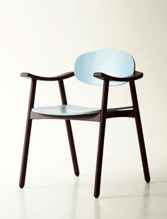 Basic Dining Chair Design by Heera Jeong