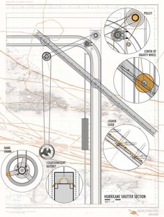 Kinetic Architecture, Tropical Architecture, Facade Architecture, Gate Design, Door Design, House Design, Garages, Door Decks, Shading Device