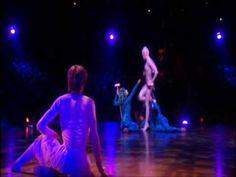 Cirque du Soleil's Varekai - Handbalancing On Canes